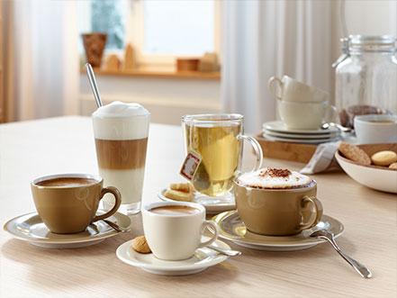 Coffeeand Tea